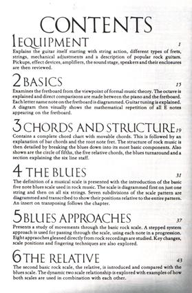 THE HEAVY GUITAR BIBLE A ROCK GUITAR MANUAL